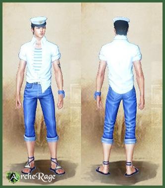 Белый молодежный матросский костюм.png