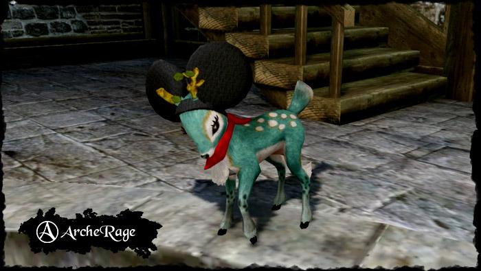 Mouse Hat Green Elk Housepet.jpg