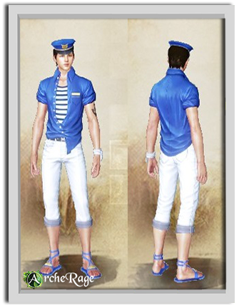 Синий молодежный матросский костюм.png