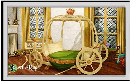Спальная карета-тыква с зеленым ложем.png